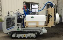 Pulverisateur ventilé hydraulique